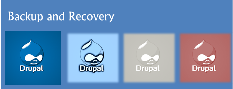 Drupal back up images banner