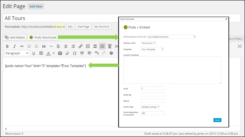 How to Create Custom Content Types for WordPress Using Pods | SMARTT ...