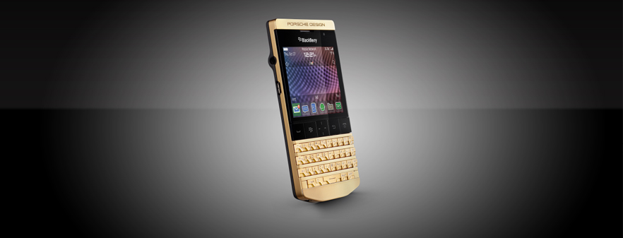Porsche Design BlackBerry: Will this Beautiful Phone Save